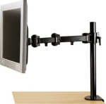 Single LCD Monitor Stand