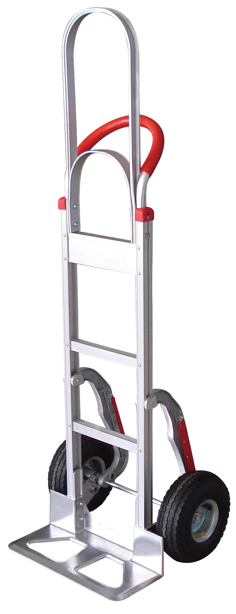 Hs 3 Aluminum Stair Climber Hand Truck With Tall Handle