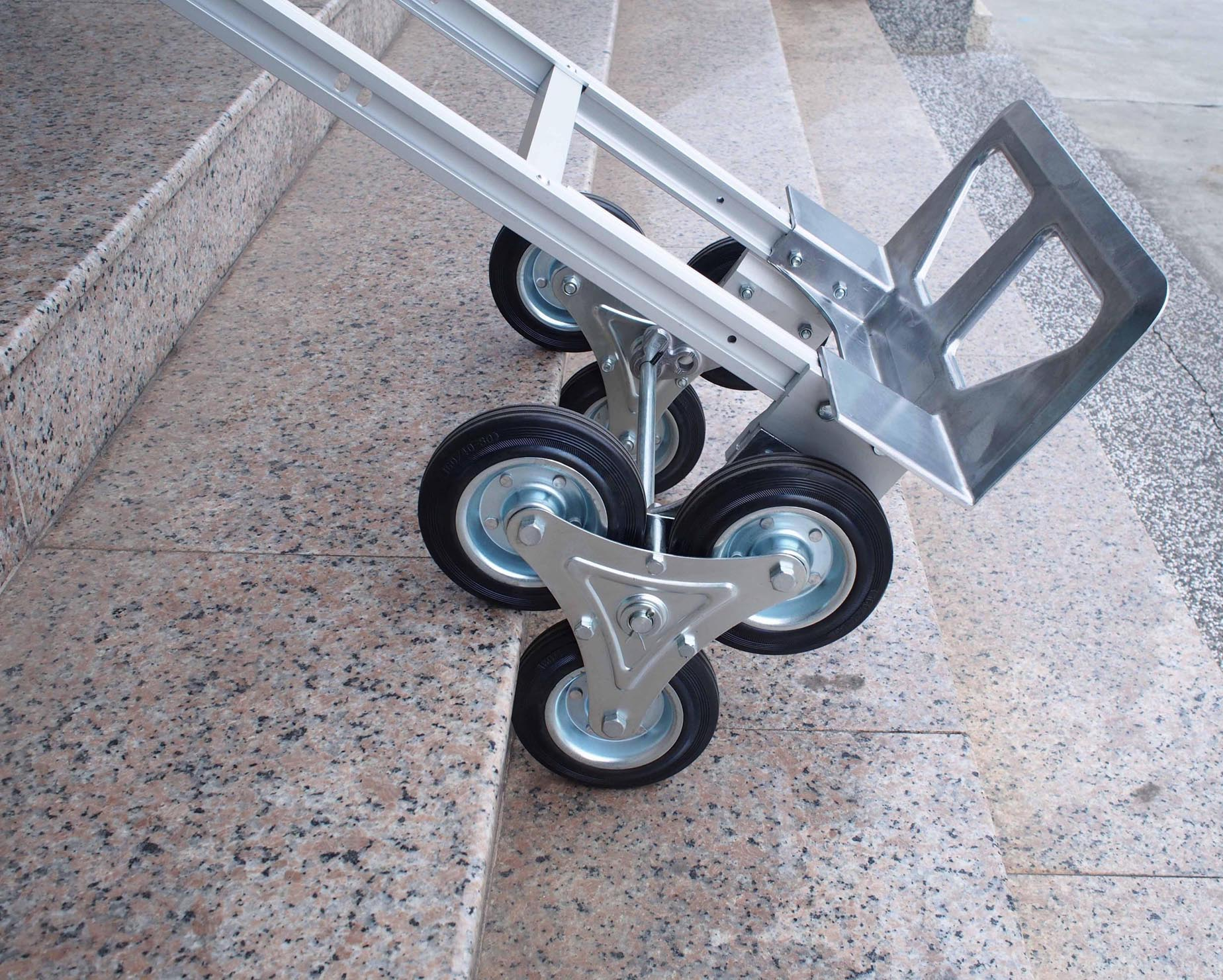 Tyke Supply Aluminum Stair Climber Hand Truck