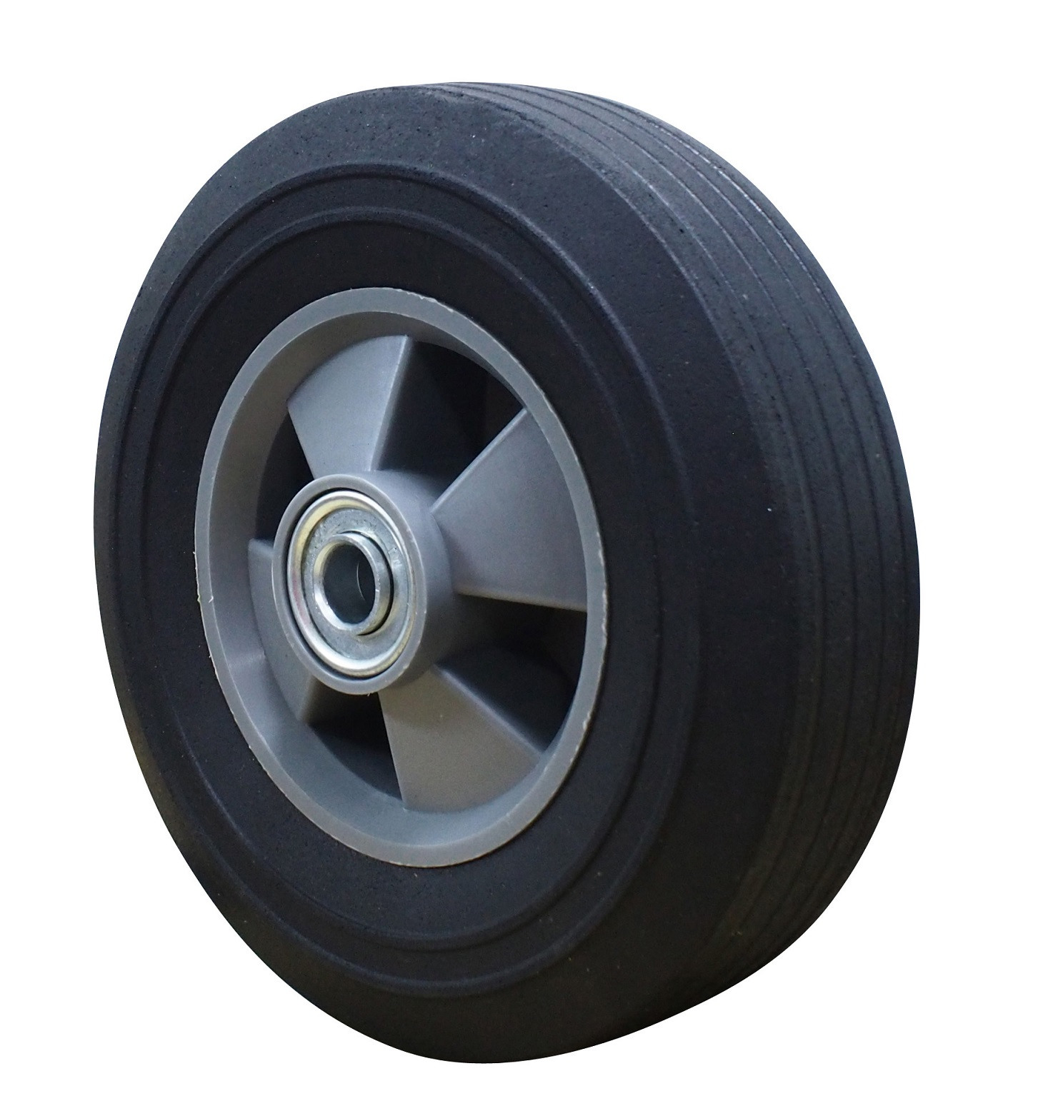 Solid Rubber 10 inch Tires