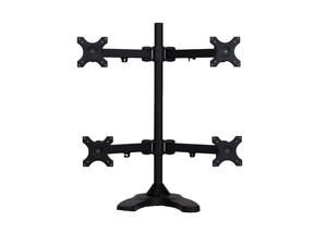 Quad Free Standing Monitor stand