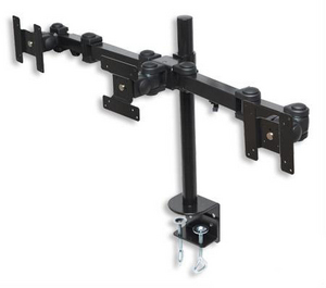 Triple LCD Monitor Stand   Desk Clamp 193B
