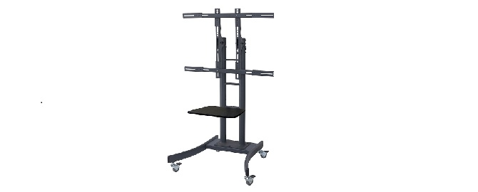 70 - Heavy Duty Mobile TV Cart
